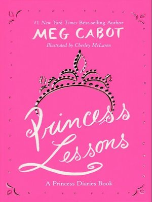 cover image of Princess Lessons